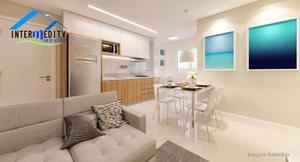 Apartamento com 2 dormitórios à venda por R$ 135.000,00 - Thomaz Coelho - Araucária/PR