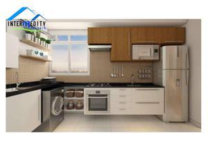 Apartamento com 2 dormitórios à venda por R$ 128.000,00 - Guaraituba - Colombo/PR