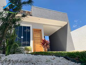 Casa com 3 dormitórios à venda, 87 m² por R$ 310.000,00 - Iguaçu - Araucária/PR