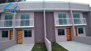 Sobrado com 2 dormitórios à venda, 63 m² por R$ 235.000,00 - Pinheirinho - Curitiba/PR