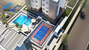 Apartamento com 2 dormitórios à venda, 42 m² por R$ 133.500,00 - Costeira - Araucária/PR