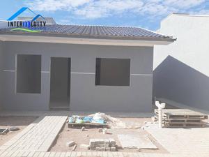 Casa com 3 dormitórios à venda, 57 m² por R$ 205.000 - Passauna - Araucária/PR