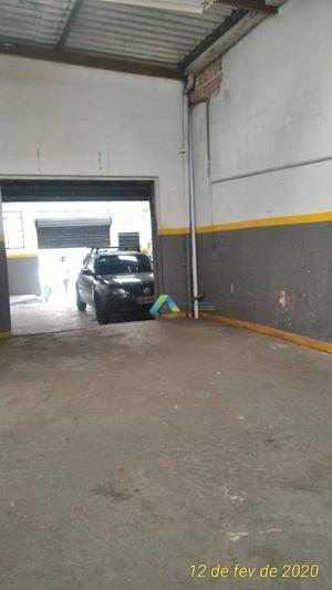 Galpão para alugar, 200 m² por R$ 3.200/mês - Vila das Mercês - São Paulo/SP
