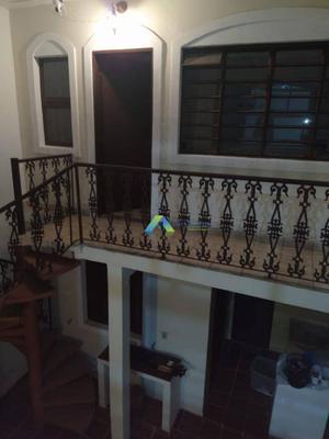 Sobrado com 5 dormitórios à venda, 240 m² por R$ 665.000,00 - Vila das Mercês - São Paulo/SP