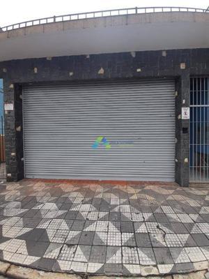 Salão para alugar, 200 m² por R$ 4.500,00/mês - Vila das Mercês - São Paulo/SP