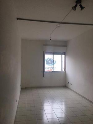 Apartamento com 1 dormitório para alugar, 31 m² por R$ 1.100,00/mês - Bela Vista - São Paulo/SP